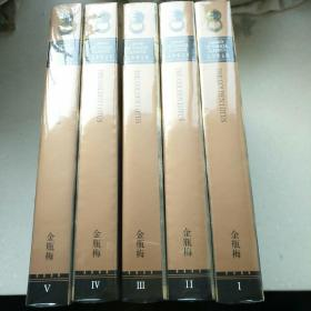 大中华文库: 金瓶梅(全5册)汉英对照
