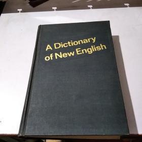 新英语字典
