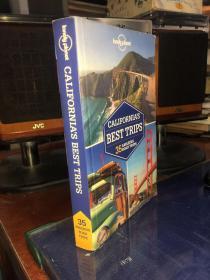 California's Best Trips (Lonely Planet Trips Regional)孤独星球:加利福尼亚最棒的旅行