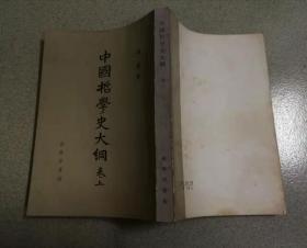 中国哲学史大纲 卷上