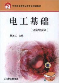 电工基础(含实验实训) 杨正红 编 著作 新华文轩网络书店 正版图书