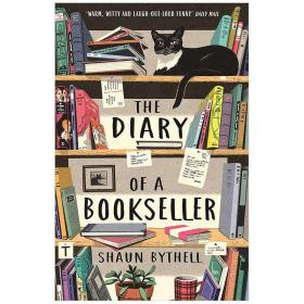 The Diary of a Bookseller 书店老板日记 英文原版