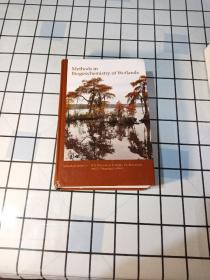 Methods In Biogeochemistry Of Wetlands [Wi...进口原版现货
