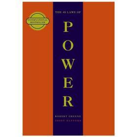 The 48 Laws Of Power 权力的48条法则 专精力作者罗伯特·格林Robert Greene