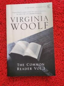 VIRGINIA WOOLF THE COMMON READER VOL.I