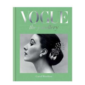 【预售】Vogue The Jewellery Vogue的珠宝 英文原版珠宝配饰