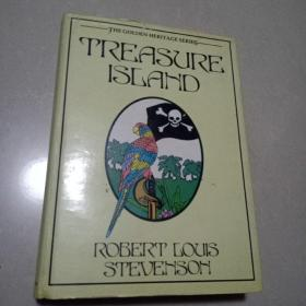 金银岛 Treasure Island(Robert Louis Stevenson) ,英文原版