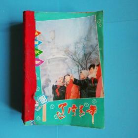辽宁青年1983年1-24 缺第13期