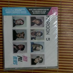 魔力红专辑 红丸蓝调 Maroon 5 Red Pill Blues 2CD 豪华版