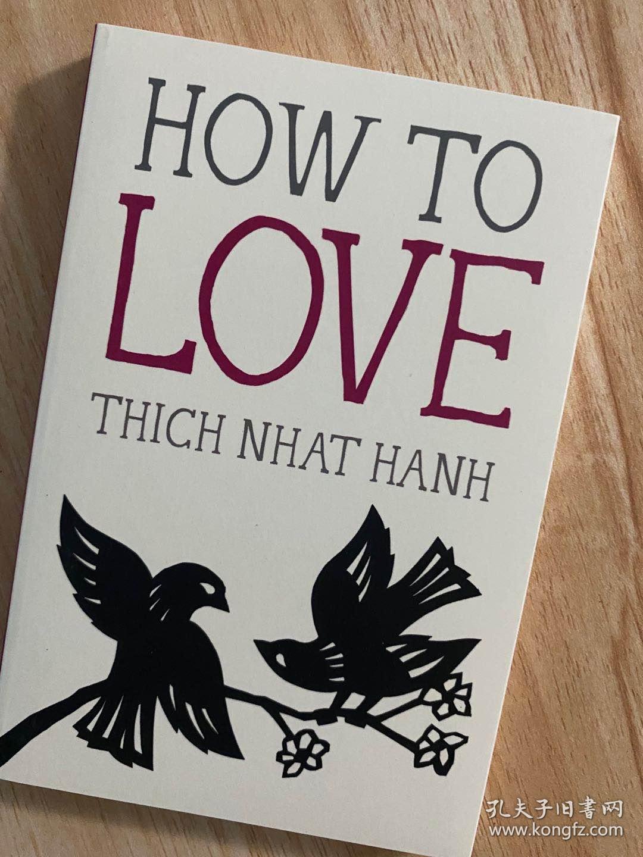 全新 How to Love 现货