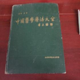 中国医学疗法大全