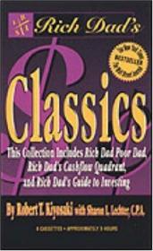 Rich Dad Poor Dad Classics - Boxed Set (rich Dad Poor Dad; Rich Dad's Cashflow Quadrant, And Rich Da