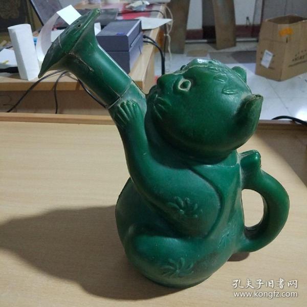 【民俗老物件】小貓灑水壺