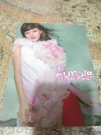 张韶涵 欧若拉 音乐专辑光碟–带小画册