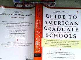 Guide to American Graduate Schools (8th Ed)(美国研究生院指南(第8版))