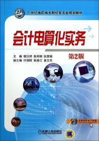 会计电算化实务(第2版,21世纪高职高专财经类专业规划教材)