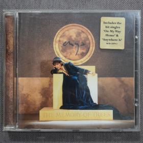 The Memory of Trees-艺人:Enya-恩雅-凯尔特新世纪-轻音乐-德版正版CD