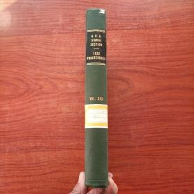 AMERICAN RAILWAY ASSOCIATION SIGNAL SECTION 1932 精装