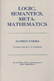 Logic, Semantics, Metamathematics