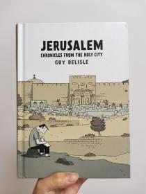 Jerusalem:Chronicles from the Holy City