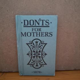 Don'tsforMothers