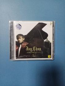 周杰伦 11月的肖邦cd