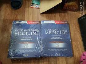 Goldman-CecilMedicine, (Volume 1,2) 【25TH EDITION】
