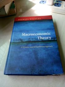 Macroeconomic theory:A Dynamic General Equilibrium Approach