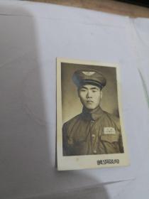 老照片:中国人民解放军  美琪照相馆。实物图 按图发货    编号 分1号册