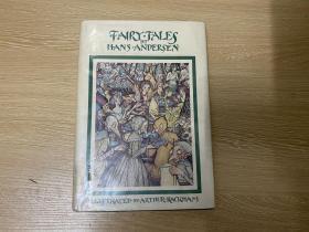 Fairy Tales by Hans Andersen  安徒生童话选,董桥喜欢的 赖格姆 Arthur Rackham插图,精装,16开