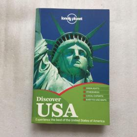 Lonely Planet Discover USA (Full Color Country Guides)