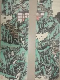 滨州名家刘志远老师国画作品
