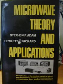 Microwave Theory and Applications-微波理论与应用