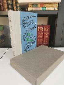 the poison belt 《毒药带》福尔摩斯作者 Arthur Conan Doyle 柯南道尔 的另一部作品 heritage press 1989 年出版 布面精装带书匣