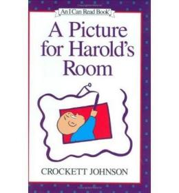 A Picture For Harold's Room (an I Can Read Book)