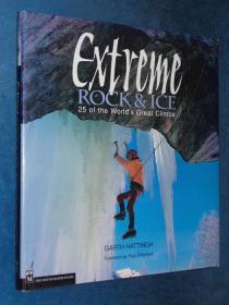 Extreme ROCK &ICE 极限攀登 25处世界各地登山胜地