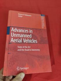 Advances in Unmanned Aerial Vehicles    (小16开,硬精装)     【详见图】