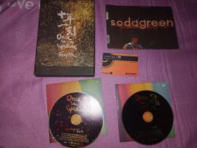 苏打绿 十年一刻 CD+DVD