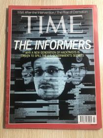 Time时代周刊2013/24: