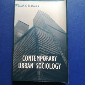 ContemporaryUrbanSociology