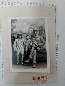 老照片(五十年代军人老照片)