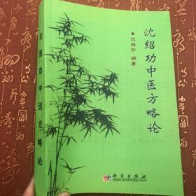 《沈绍功中医方略论》