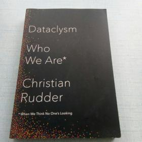 dataclysm:who we are [外文----12]