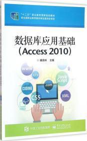 数据库应用基础(Access 2010)