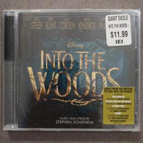 Into the Woods-《魔法黑森林》-原声带、影视音乐、电影原声-欧美正版CD