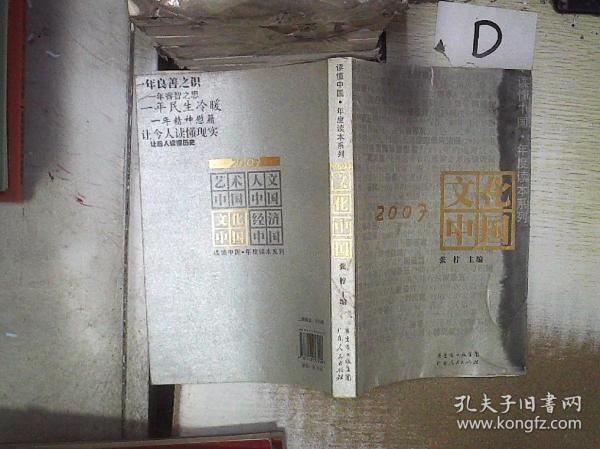 2007文化中国
