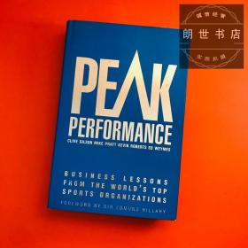 Peak Performance:Inspirational Business Lessons Top Sports Organizations