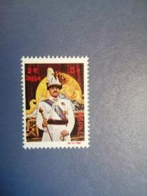 外国邮票  尼泊尔邮票 1982年 比兰德拉国王38岁诞辰  (无邮戳新票)