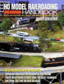 The Ho Model Railroading Handbook-Ho铁路模型手册