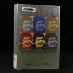 2008年,南希·C·卢克豪斯《美国人类学家玛格丽特·米德传:美国偶像的形成》,普林斯顿大学出版,数十幅老照片,精装,Margaret Mead: The Making of an American